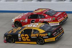 Brendan Gaughan, Richard Childress Racing Chevrolet Michael Annett, JR Motorsports Chevrolet