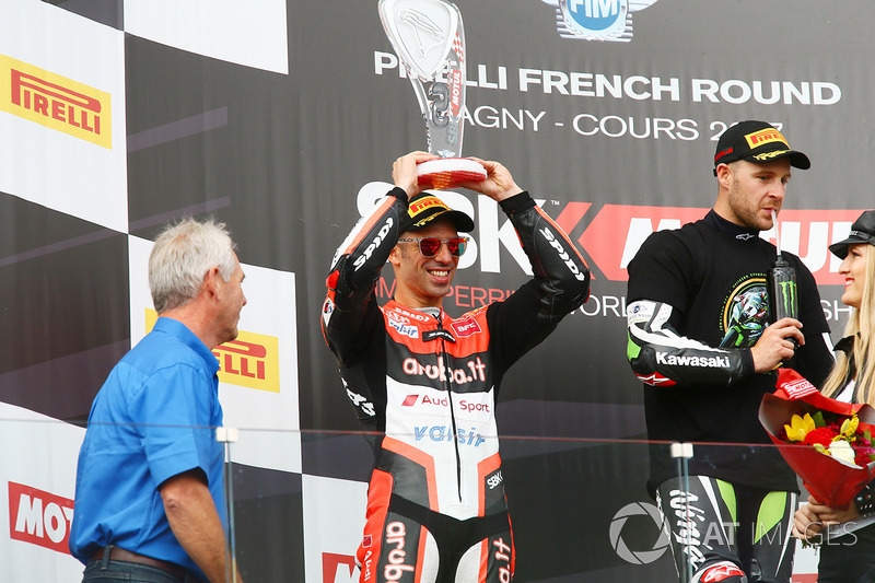 Друге місце Марко Меландрі, Ducati Team