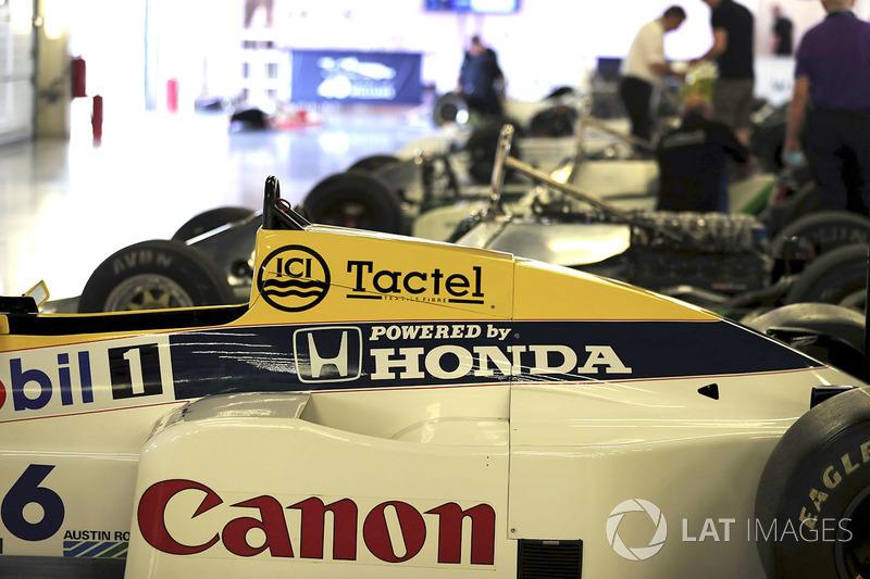 Williams FW10 Honda de 1985