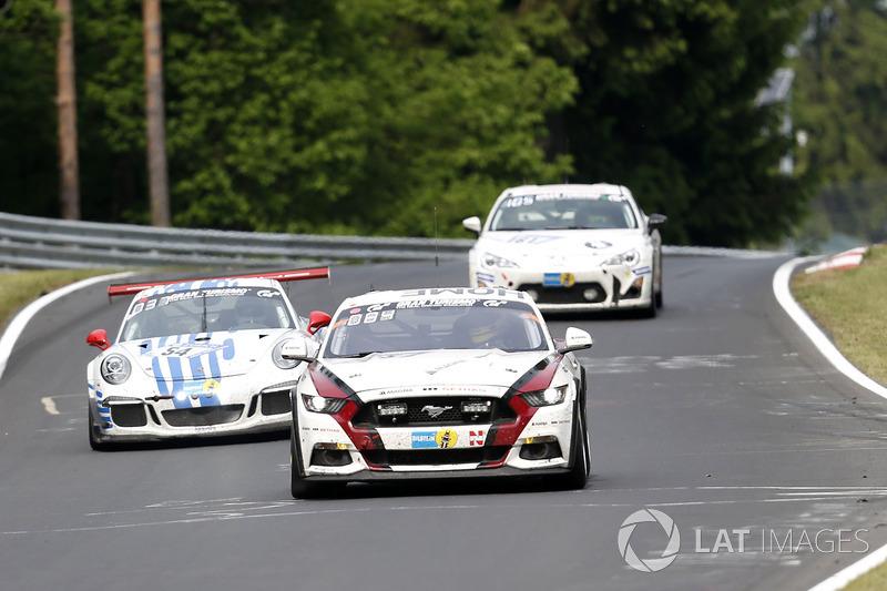 Tic Racing Ford Mustang Gt Stefan Kniesburges Elmar Jurek Maik