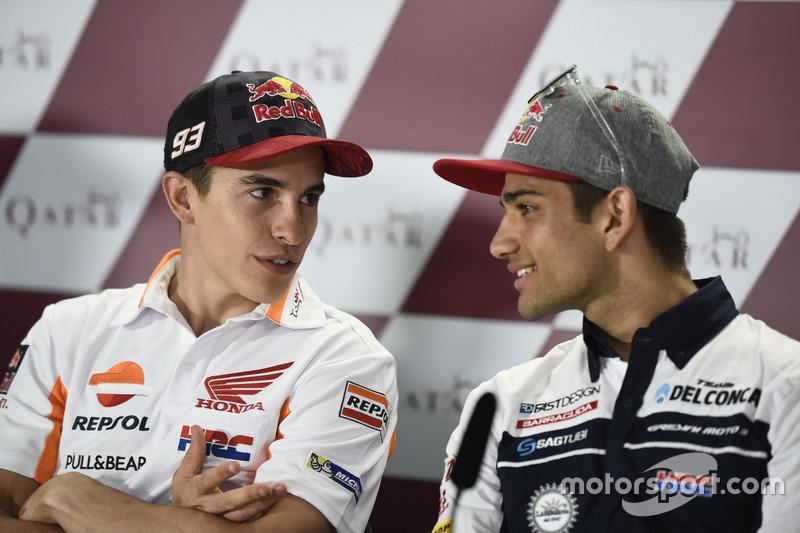 Marc Marquez, Repsol Honda Team, Martin