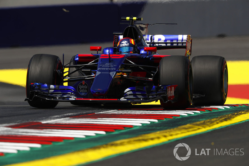 Carlos Sainz Jr., Scuderia Toro Rosso STR12