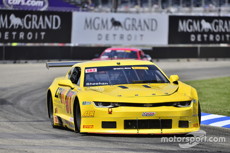 97 ta2 chevrolet camaro tom sheehan damon racing at detroit