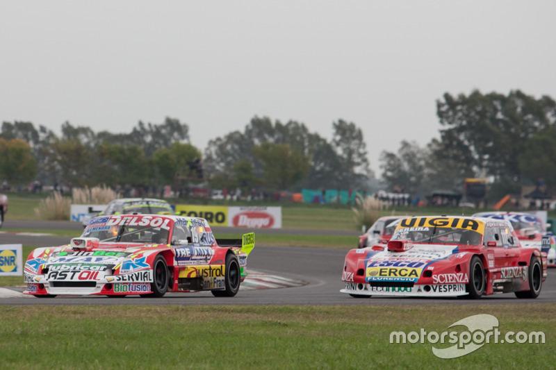 Juan Pablo Gianini, JPG Racing Ford, Juan Manuel Silva, Catalan Magni Motorsport Ford