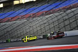 Matt Crafton, ThorSport Racing Toyota, Ben Rhodes, ThorSport Racing Toyota