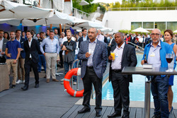 Atmosphere at the FIA Sport Conference