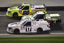 Timothy Peters, Red Horse Racing Toyota, Matt Crafton, ThorSport Racing Toyota, John Hunter Nemechek, SWM-NEMCO Motorsports Chevrolet