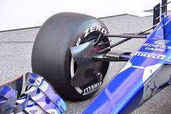 Toro Rosso STR12: Aufhängung