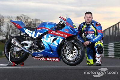 Anuncio Michael Dunlop Isle of Man TT