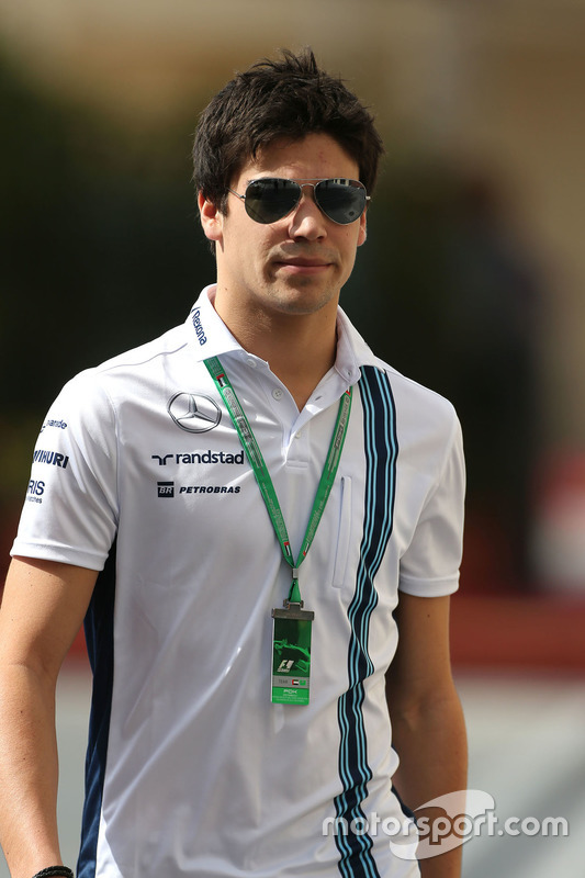 Lance Stroll, Williams F1 Team