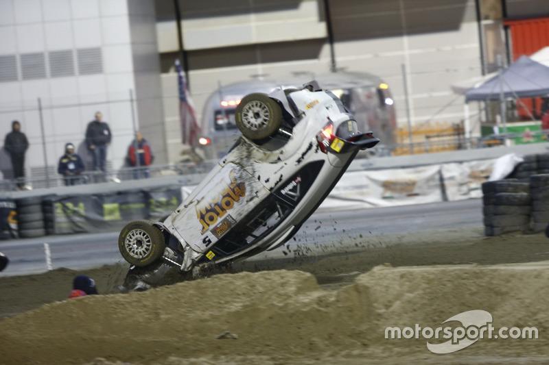 Аварія Олівера Сольберга, Ford Fiesta WRC