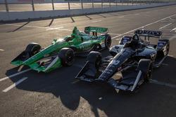 Jordan King, Spencer Pigot, Ed Carpenter Racing Chevrolet