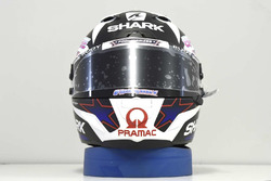 Scott Redding, Pramac Racing kask