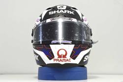 Scott Redding, Pramac Racing helmet
