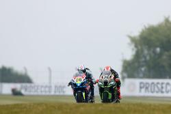 Tom Sykes, Kawasaki Racing, Bradley Ray, Buildbase Suzuki