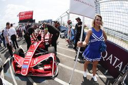 Los autos de Jérôme d'Ambrosio, Dragon Racing.
