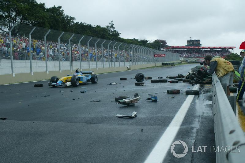 Ярно Труллі, Renault Renault F1 Team R23