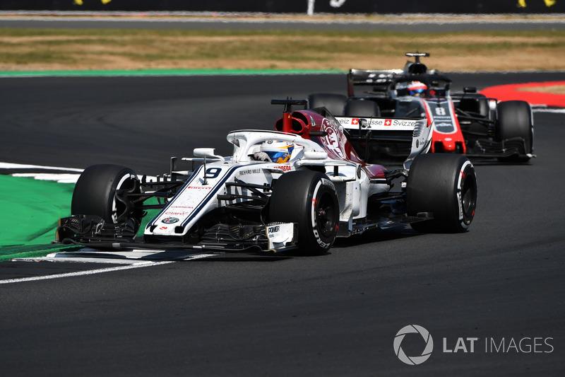 Marcus Ericsson - Sauber: 5