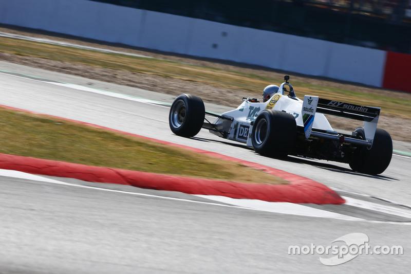 Гай Мартін, Williams FW08C 1983 року