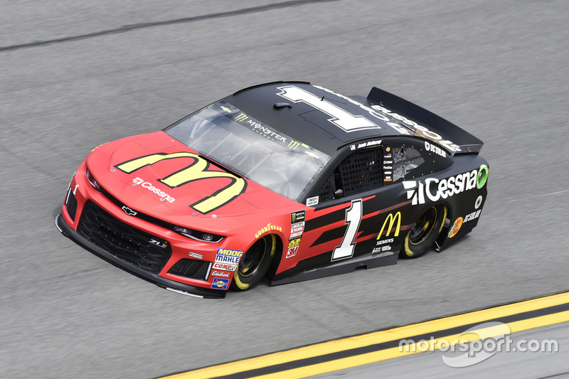 #1: Jamie McMurray, Chip Ganassi Racing, Chevrolet Camaro