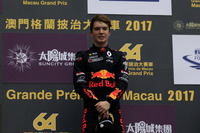 Podium : Dan Ticktum, Motopark with VEB, Dallara Volkswagen