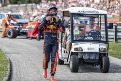 Race retiree Max Verstappen, Red Bull Racing