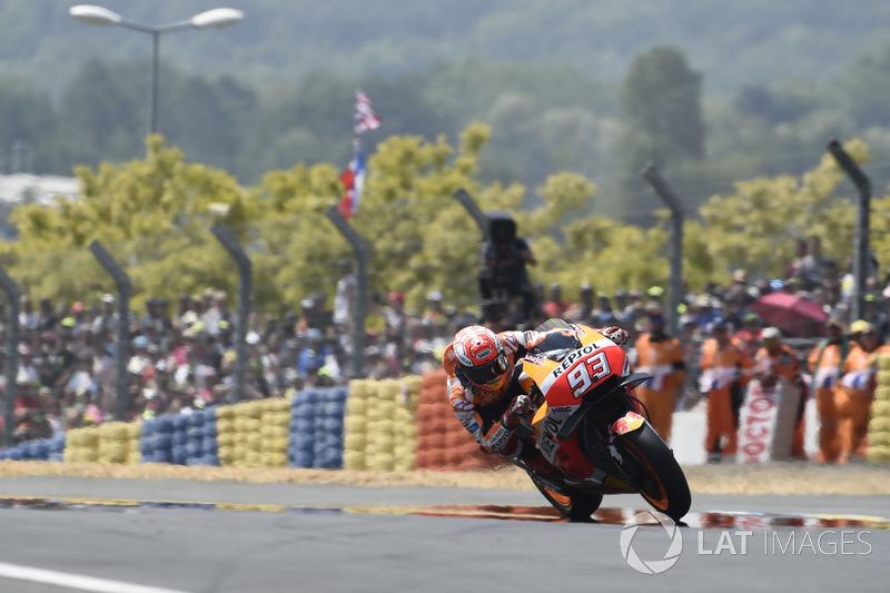 GP de Francia: 1º