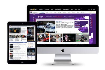 Anúncios do Motorsport.com