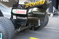 Renault Sport F1 Team RS17, rear wing