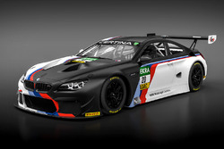 La BMW M6 GT3 per la BMW Motorsport Juniors, Schubert Motorsport