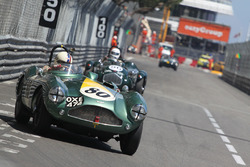1952 – 1955 front engine sports cars race