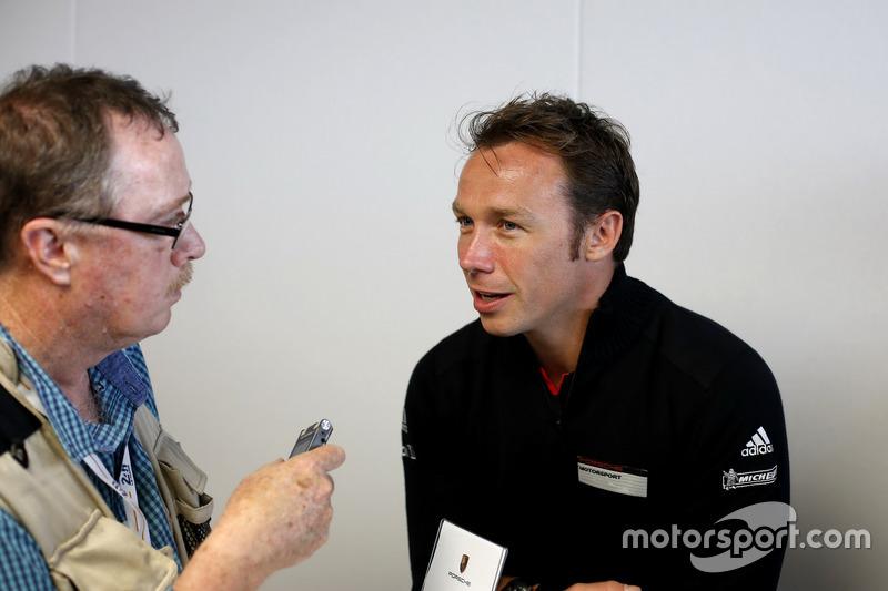 #91 Porsche Motorsport Porsche 911 RSR: Patrick Pilet