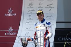 Third place Sergey Sirotkin, ART Grand Prix