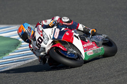 Michael van der Mark, Honda World Superbike Team