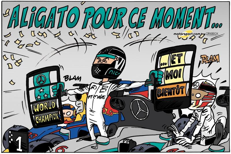GP du Japon - Aligato pour ce moment...