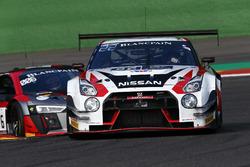 #22 Nissan GT Academy Team RJN, Nissan GT-R Nismo GT3: Matthew Simmons, Romain Sarazin, Sean Walkins