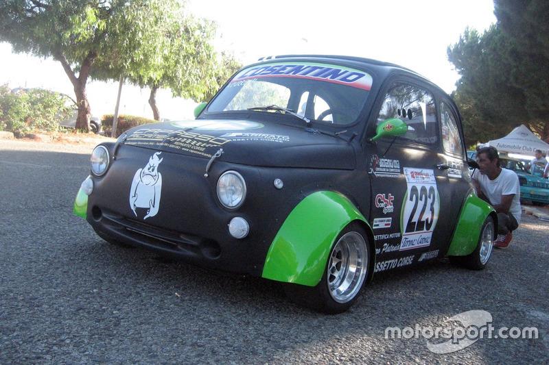 Andrea Currenti, Fiat 500, CST Sport