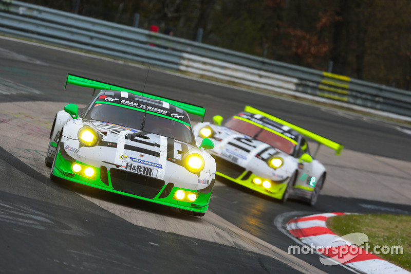 #912 Manthey Racing, Porsche 911 GT3 R