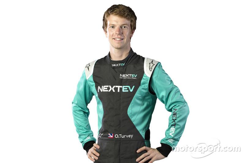 Oliver Turvey, NeXTEV TCR