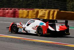 #44 Manor Oreca 05 - Nissan: Tor Graves, Will Stevens, James Jakes