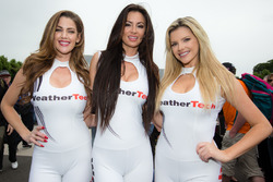 WeatherTech girls