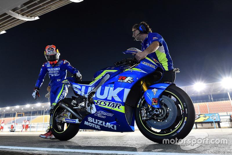 Suzuki, saben lo que están haciendo