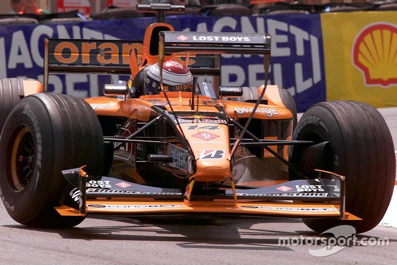 Arrows A22 (2001)