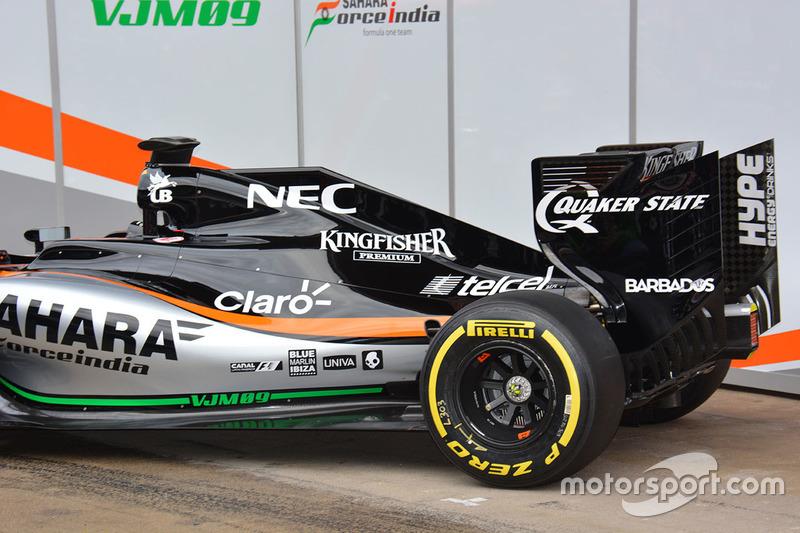 Sahara Force India F1 VJM09