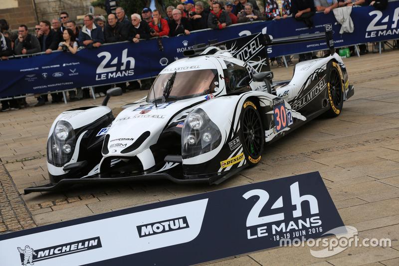 #30 Extreme Speed Motorsports Ligier JS P2 Nissan