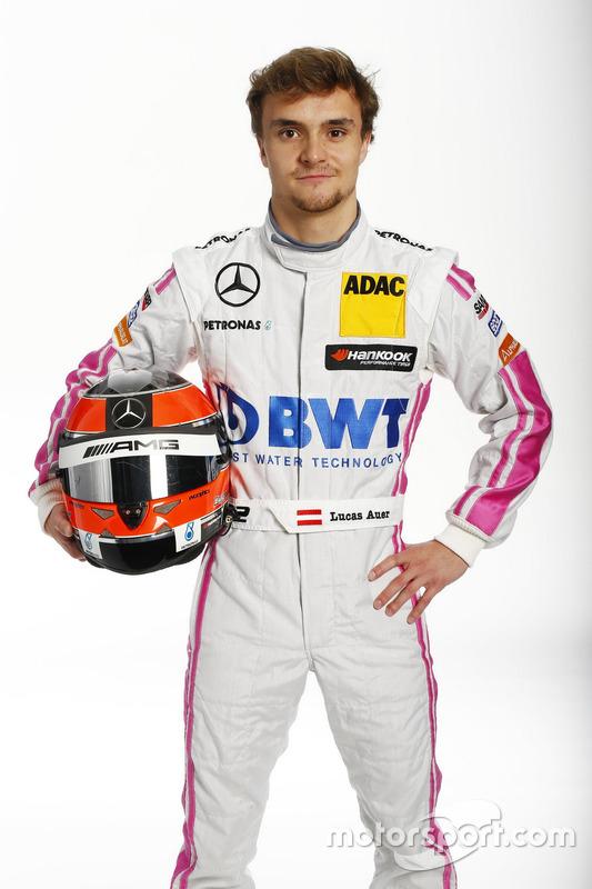 #22: Lucas Auer, Mücke-Mercedes