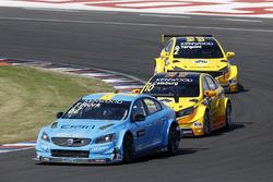 Тед Бьорк, Polestar Cyan Racing, Volvo S60 Polestar TC1