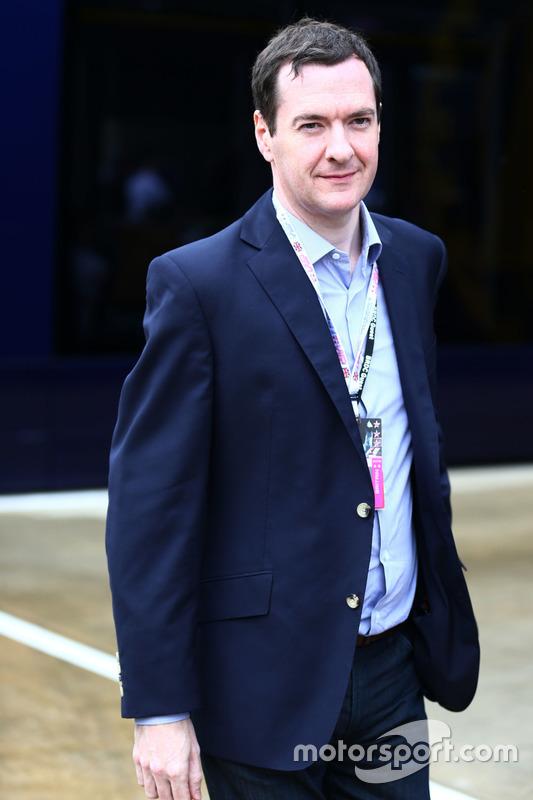 George Osborne parlementaire britannique, Chancelier de l'Échiquier