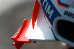 Винглеты Ducati