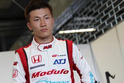 #15 Drago Modulo Honda Racing: Тадасуке Макино